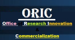 ORIC [Office of Research Innovation & Commercialization]